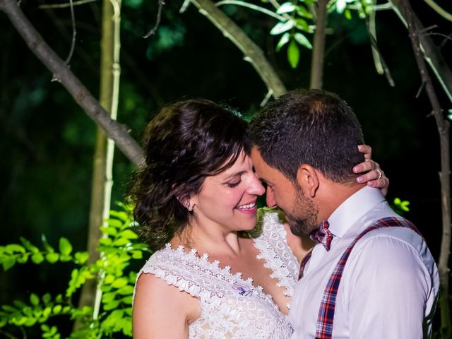 La boda de Alejandro y Mar en Peralejo, Madrid 143