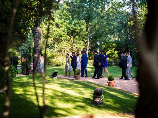 La boda de Alejandro y Mar en Peralejo, Madrid 147