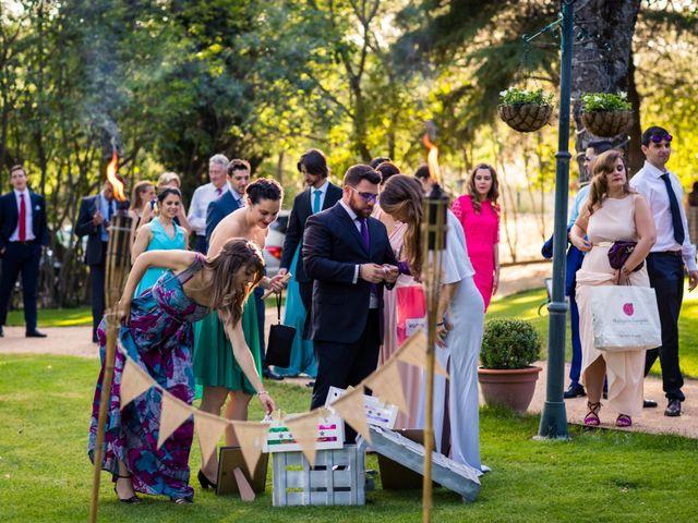 La boda de Alejandro y Mar en Peralejo, Madrid 148
