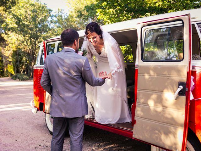 La boda de Alejandro y Mar en Peralejo, Madrid 150
