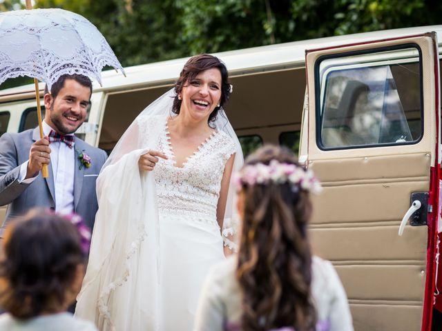 La boda de Alejandro y Mar en Peralejo, Madrid 153