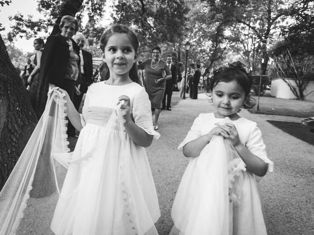 La boda de Alejandro y Mar en Peralejo, Madrid 158