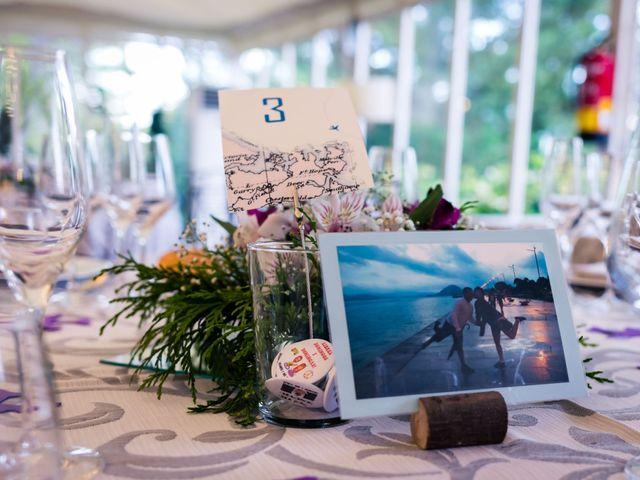 La boda de Alejandro y Mar en Peralejo, Madrid 162