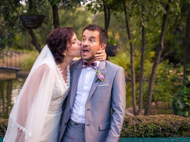 La boda de Alejandro y Mar en Peralejo, Madrid 169