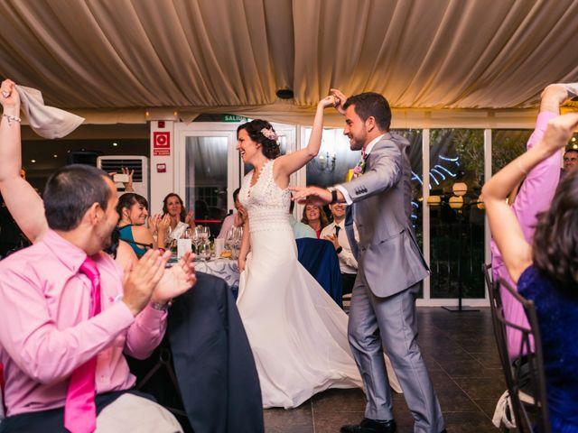 La boda de Alejandro y Mar en Peralejo, Madrid 173