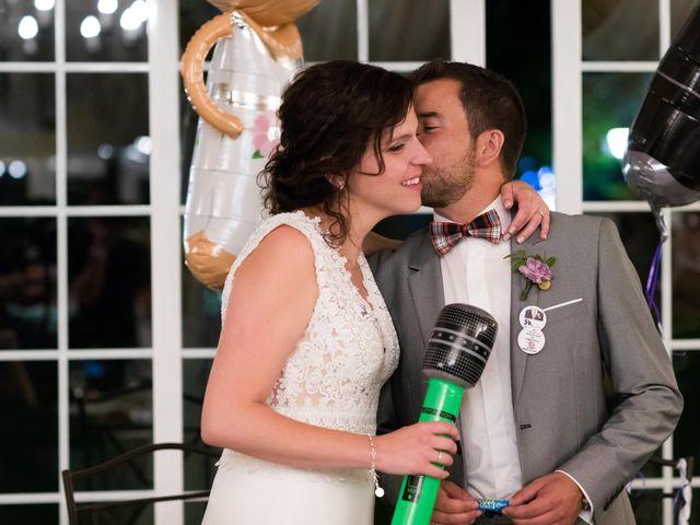 La boda de Alejandro y Mar en Peralejo, Madrid 200