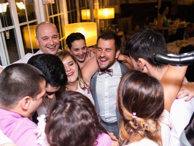 La boda de Alejandro y Mar en Peralejo, Madrid 204