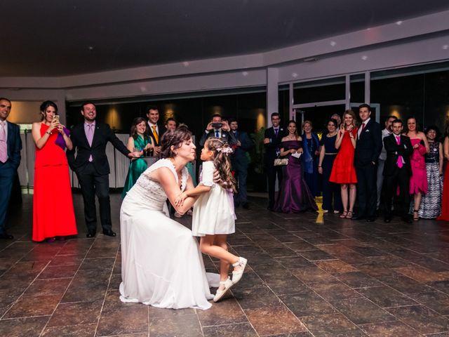 La boda de Alejandro y Mar en Peralejo, Madrid 216