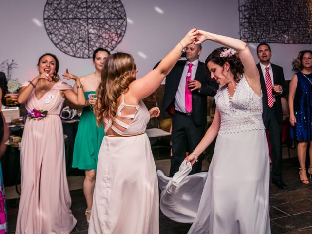 La boda de Alejandro y Mar en Peralejo, Madrid 232