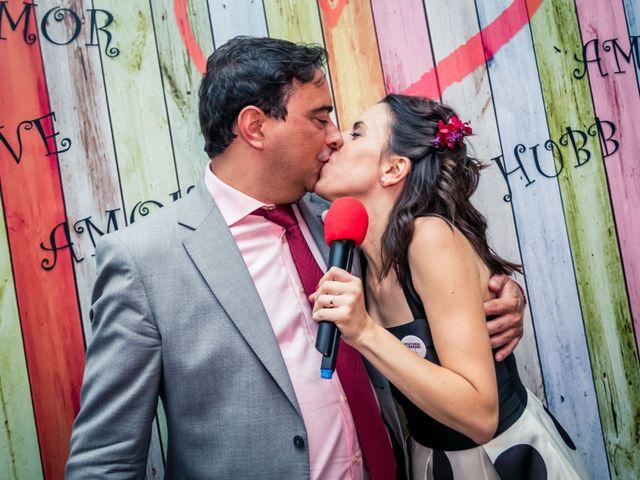 La boda de Alejandro y Mar en Peralejo, Madrid 235