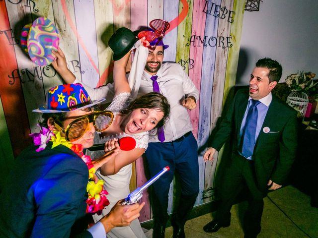 La boda de Alejandro y Mar en Peralejo, Madrid 250