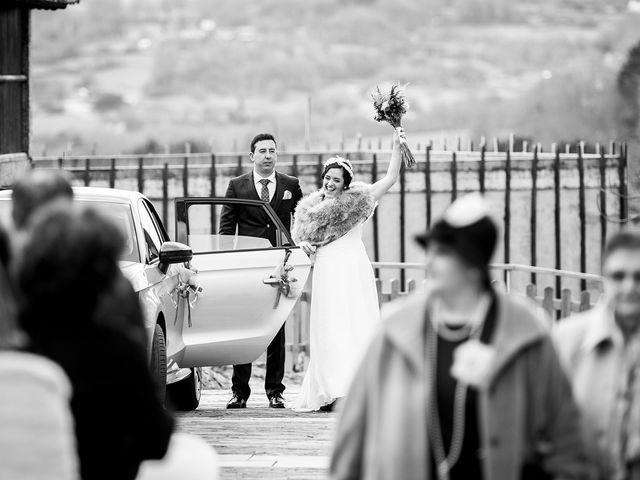 La boda de Luis y Mónica en Chantada (Santa Marina), Lugo 20