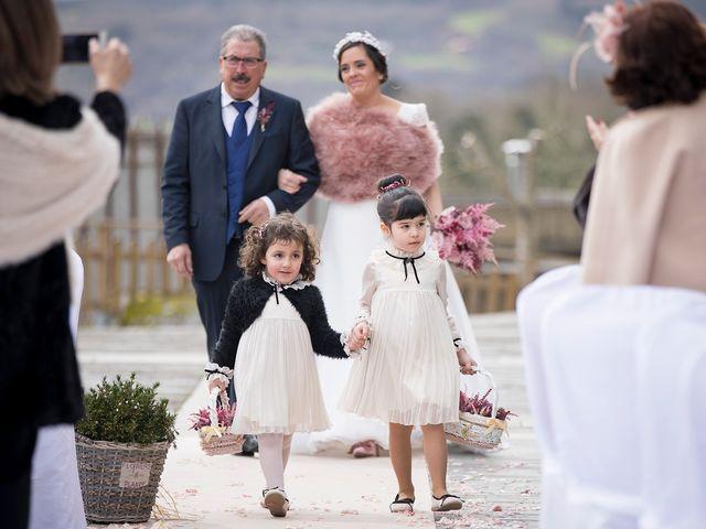 La boda de Luis y Mónica en Chantada (Santa Marina), Lugo 21