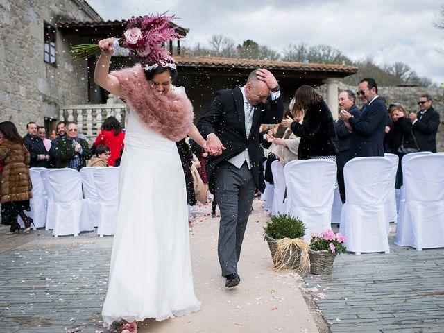 La boda de Luis y Mónica en Chantada (Santa Marina), Lugo 35