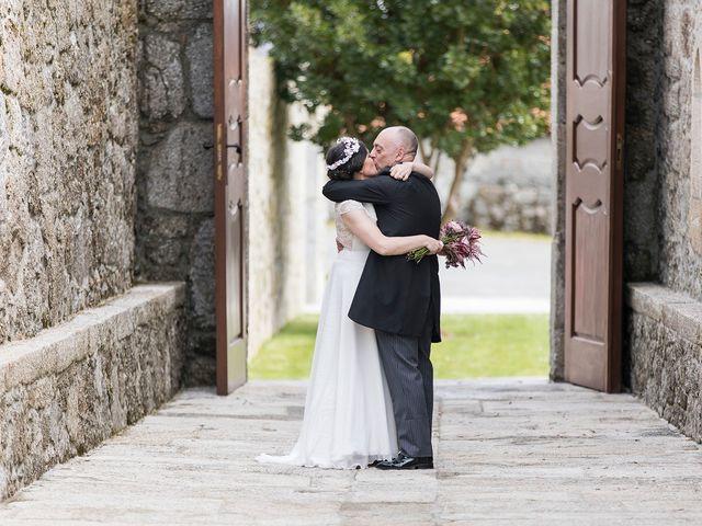 La boda de Luis y Mónica en Chantada (Santa Marina), Lugo 41