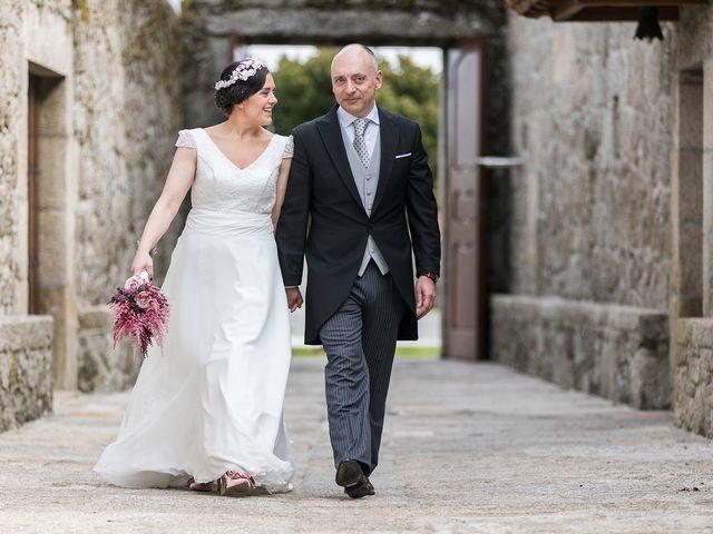 La boda de Luis y Mónica en Chantada (Santa Marina), Lugo 42