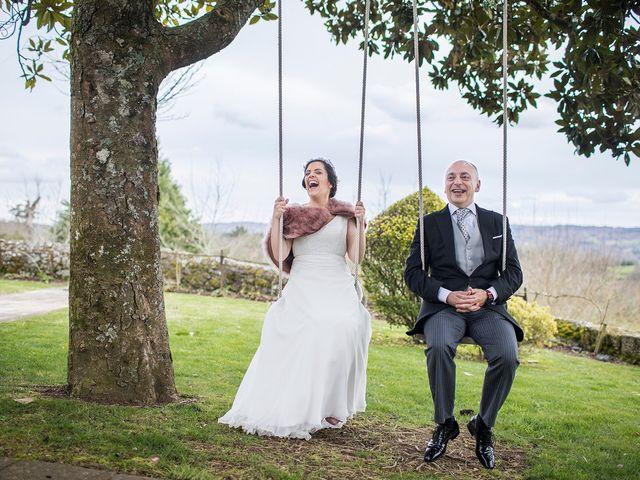 La boda de Luis y Mónica en Chantada (Santa Marina), Lugo 50