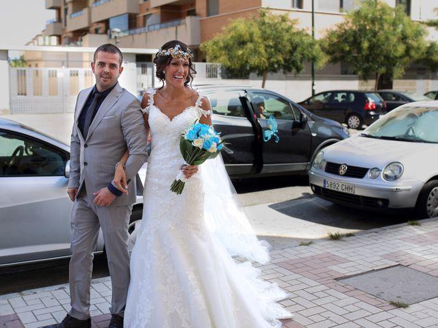La boda de Alvaro y Lucia en Málaga, Málaga 16