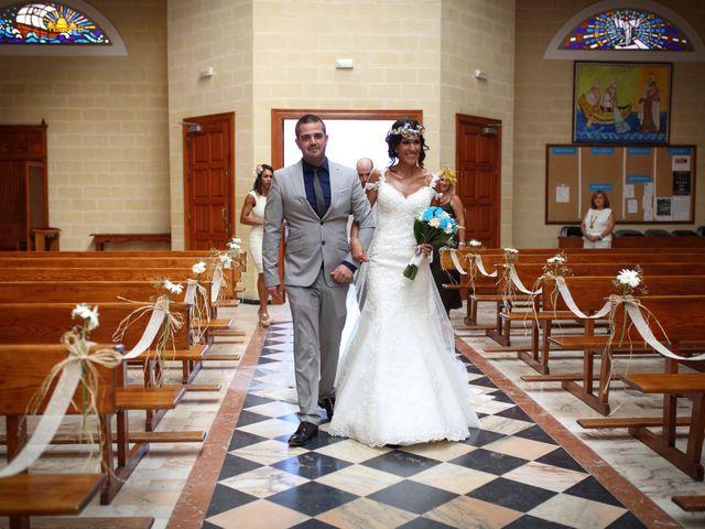 La boda de Alvaro y Lucia en Málaga, Málaga 17