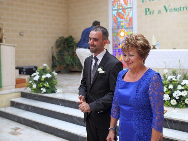 La boda de Alvaro y Lucia en Málaga, Málaga 18