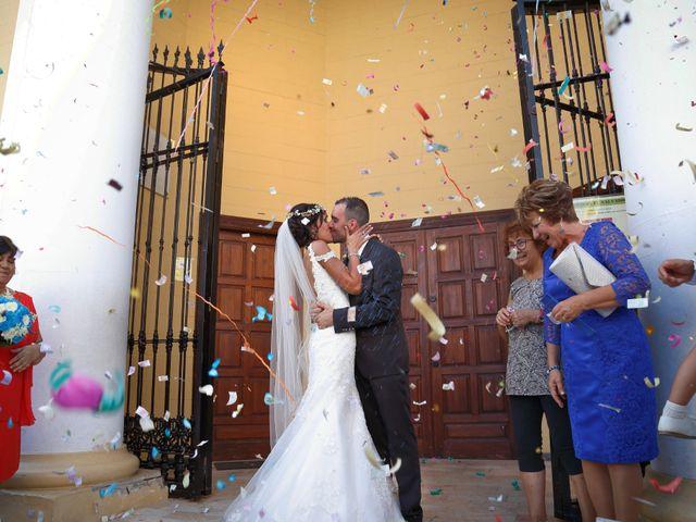 La boda de Alvaro y Lucia en Málaga, Málaga 19