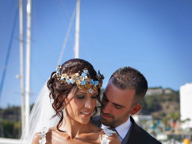 La boda de Alvaro y Lucia en Málaga, Málaga 20