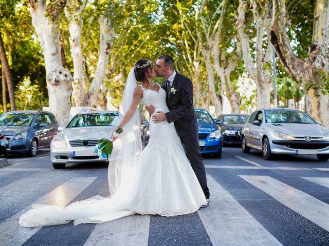 La boda de Alvaro y Lucia en Málaga, Málaga 1