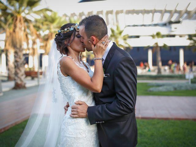 La boda de Alvaro y Lucia en Málaga, Málaga 22