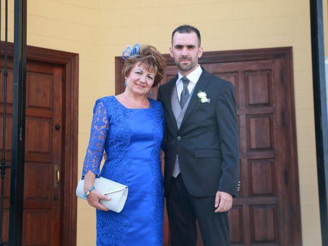 La boda de Alvaro y Lucia en Málaga, Málaga 28