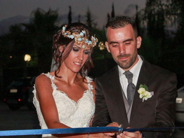 La boda de Alvaro y Lucia en Málaga, Málaga 30