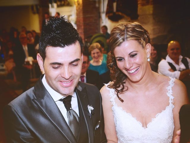 La boda de J. Antonio y Jenny en Majadas, Cáceres 11
