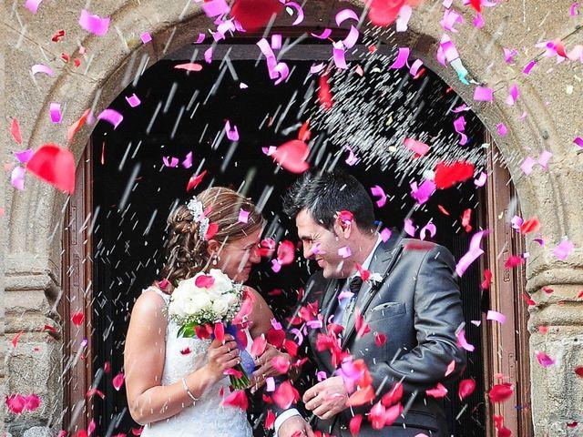 La boda de J. Antonio y Jenny en Majadas, Cáceres 13