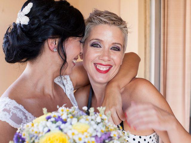 La boda de Giuseppe y Anna en Alboraya, Valencia 3