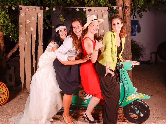 La boda de Giuseppe y Anna en Alboraya, Valencia 18