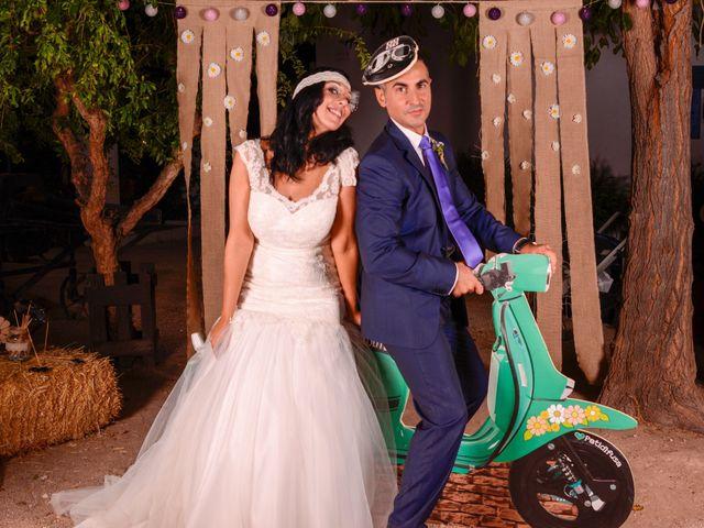 La boda de Giuseppe y Anna en Alboraya, Valencia 23
