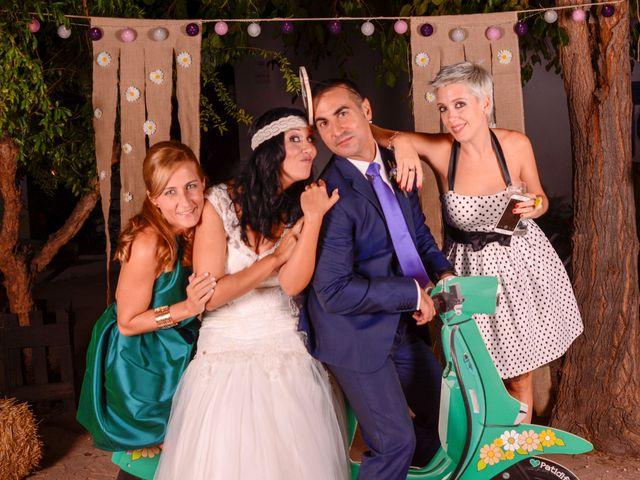 La boda de Giuseppe y Anna en Alboraya, Valencia 24