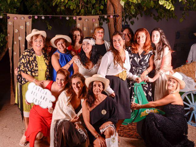 La boda de Giuseppe y Anna en Alboraya, Valencia 28