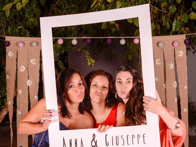 La boda de Giuseppe y Anna en Alboraya, Valencia 30