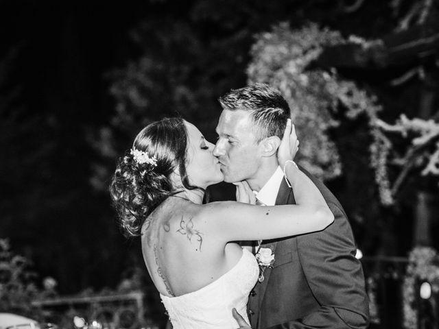 La boda de Sandra y Berenger