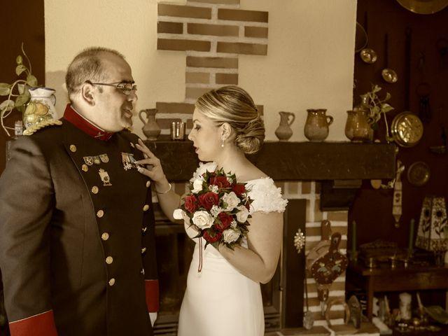 La boda de Javi y Julia en Illescas, Toledo 16