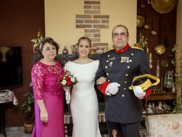La boda de Javi y Julia en Illescas, Toledo 17
