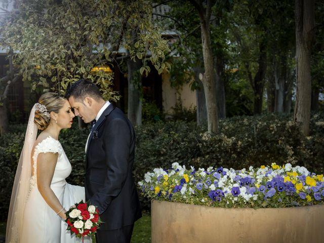 La boda de Javi y Julia en Illescas, Toledo 21