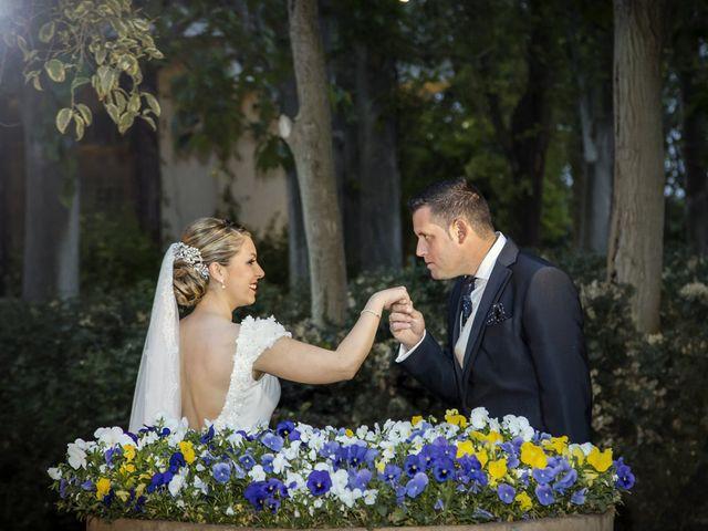 La boda de Javi y Julia en Illescas, Toledo 22