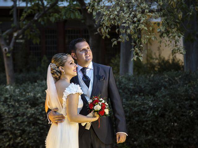 La boda de Javi y Julia en Illescas, Toledo 24