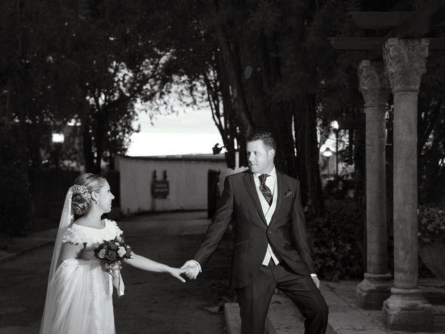 La boda de Javi y Julia en Illescas, Toledo 29