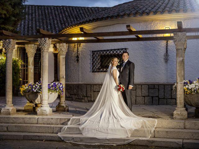 La boda de Javi y Julia en Illescas, Toledo 30