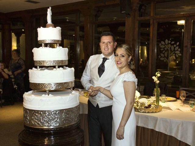 La boda de Javi y Julia en Illescas, Toledo 34