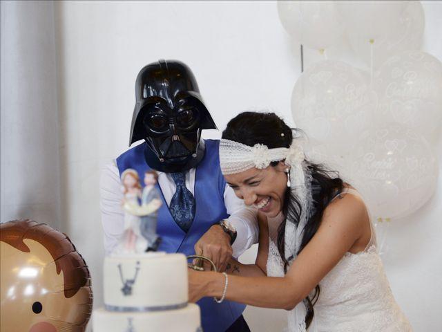La boda de Javi y Laura en Villerías De Campos, Palencia 1