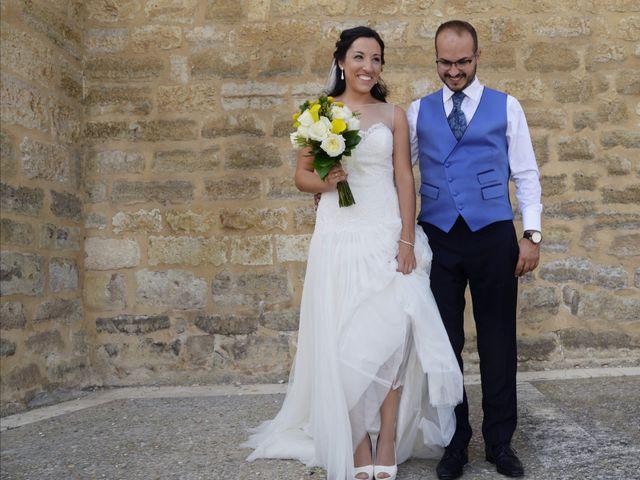 La boda de Javi y Laura en Villerías De Campos, Palencia 8