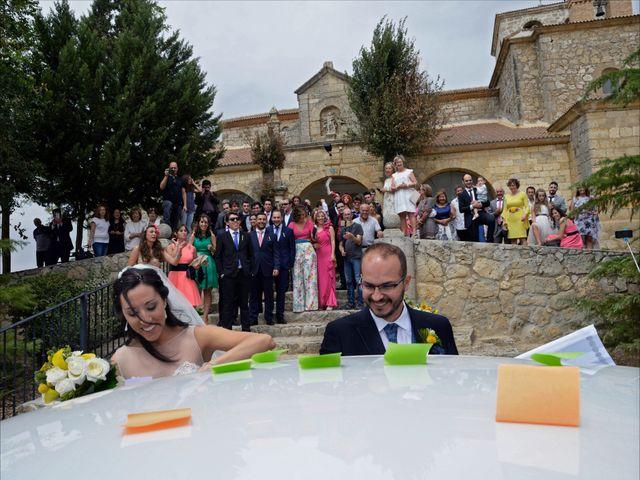 La boda de Javi y Laura en Villerías De Campos, Palencia 9